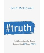 #Truth: 365 Devotions for Teens Connecting Life and Faith [Paperback] Mc... - $8.90