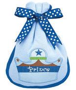 Baby's Prince Burp Pad - $10.00