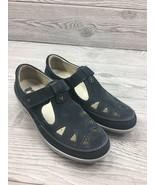 Women Shoes  MJ Umberto Raffini Blue Size 38  ( 1608 ) New !!!! - $25.00