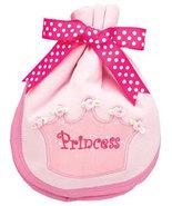 Baby's Princess Burp Pad - $10.00
