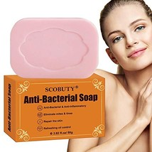 Psoriasis Soap,Sulfur Soap,Hand soap for Acne Psoriasis image 1