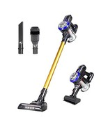 Dibea D18 Lightweight Cordless Stick Vacuum Cleaner, 9000pa Powerful Suc... - $112.56