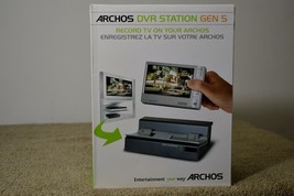 Archos DVR Station Gen 5 Charging Cradle for 405 605 Media Players wt Re... - $174.99