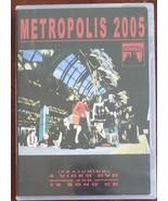 2005 Metropolis Records 8 Video DVD & 15-song CD - $5.95