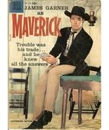 1958 dell comic book western maverick james garner no.892 4 color first ... - $159.99