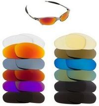 Lentes de Repuesto para Oakley Juliet Gafas de Sol Antirasguños Multicolor - $12.42