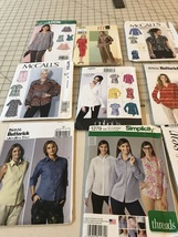 Misses sewing patterns - $30.00