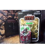 Star Wars General Grievous with Cape 3.75 inch Vintage Figure - $55.00