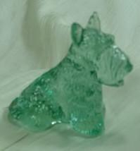Duke Scottie Scottish Terrier Dog Spring Glowl Glass 4-21-2009 - $16.82