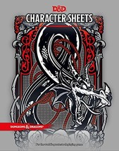 Dungeons & Dragons: Characters Sheets (24 Stk.) #fjd - $18.19