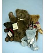 Boyd's Bears & Cats - Lot of 12 - $33.31