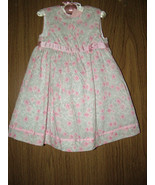 First Impressions Baby Girl 2 Pc. Floral Dress Set, 24 Months, NWT - $17.99