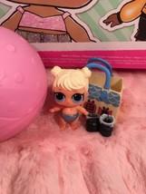 L.O.L. Surprise Doll Lil Curious Q.T. Lil Sisters! Retired! LOL QT - $34.65