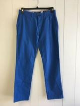 Tommy Hilfiger Men's Chino Blue Pants 30x32 #435 - $39.99