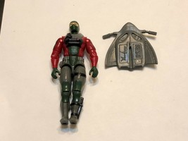 1990 Hasbro G.I. Joe Undertow Action Figure (Ref # 43-20) - $8.00