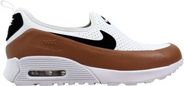 Nike Air Max 90 Ultra 2.0 Ease White/Black-Dusted Clay 896192-100 Women's SZ 11 - $74.42