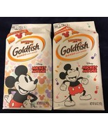 Disney Mickey Mouse Goldfish Crackers Pepperidge Farm Limited & Special ... - $19.79