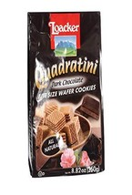 Loacker Dark Chocolate Wafer Cookies - 8.82 oz - $29.20