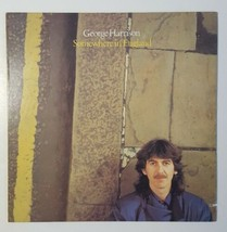 GEORGE HARRISON - SOMEWHERE IN ENGLAND - DARK HORSE DHK 3492 LP Record A... - £13.24 GBP