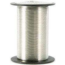 Craft Wire 24 Gauge 25yd-Silver - $7.64