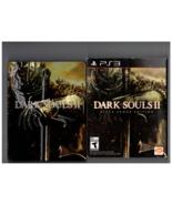 Dark Souls II black armor edition steel book edition with cardboard slip... - $22.47