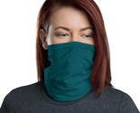 Teal Face Mask Neck Gaiter Face Scarf Bandanna Washable Headband Face Cover Mask - €18,20 EUR