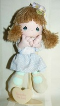 """Applause 1989 Samuel J. Butcher """"Remember the Lord"""" Cloth doll 7"""" - $16.34"""
