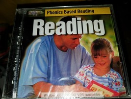Simply Media ~ Phonics Based Reading ~  Family Home Collection [Cd-rom] New - $10.90