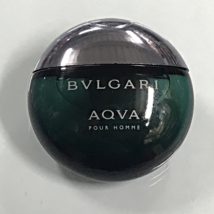 Bvlgari Aqva Pour Homme for Men 0.17 fl.oz / 5 ml EDT splash, mini bottle - $9.98