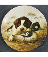 Dog Tired The Springer Spaniel Collector Plate Field Puppies Lynn Kaatz Dog - $21.95