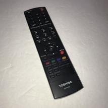 Toshiba Remote Control SE-R0402 OEM Bluray DVD Player - $8.81