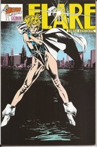 Hero Graphics Flare First Edition Action Adventure Super Hero Mystery  - $4.95