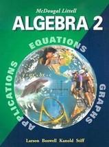 algebra 2 - $9.99