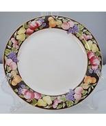 Vitromaster Fruit Garden Salad Plate - $12.86