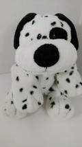 Ty Pluffies Dotters Plush 2007 Dalmatian Puppy Dog Stuffed Animal stitched eyes - $14.84