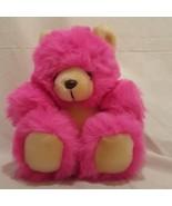 "Teddy Bear Pink Tan  Plush Stuff Animal Toy 8"" Good Stuff 1994 - $18.00"