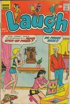 Laugh Comics #246 ORIGINAL Vintage 1971 Archie Comics GGA Betty Veronica - $14.84