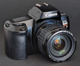 STuDENTS: Canon EoS Rebel S with Canon EF 35-105mm f/4.5-5.6 Macro Lens ... - $99.00