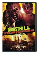 Disaster L.A. :The Last Zombie Apocalypse Begins Here (DVD) - $4.95