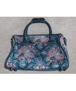 Atlantic Tapestry Tote Carry On Bag Purse Travel Gym Luggage Overnight Bag - $34.97