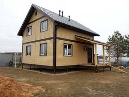 House plan, gable roof, PDF - $30.00