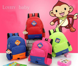 Baby Toddler Kids Safety Harness Backpack Walking Strap Rein Belt Leash Wing Bag image 2