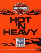 2006 Ford F-SERIES HARLEY-DAVIDSON brochure catalog 06 Super Duty - $9.00
