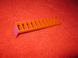 1993 - 13 Dead End Drive Board Game Piece: Part 'V' Bookcase Ladder - $3.00