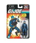 2 X G.I. Joe 25th Anniversary Figure Cobra Trooper (The Enemy) - $73.76
