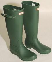 NEW Hunter Boots Women's Original Tall Hunter Greeen (HGR)Rain Boot Various Size