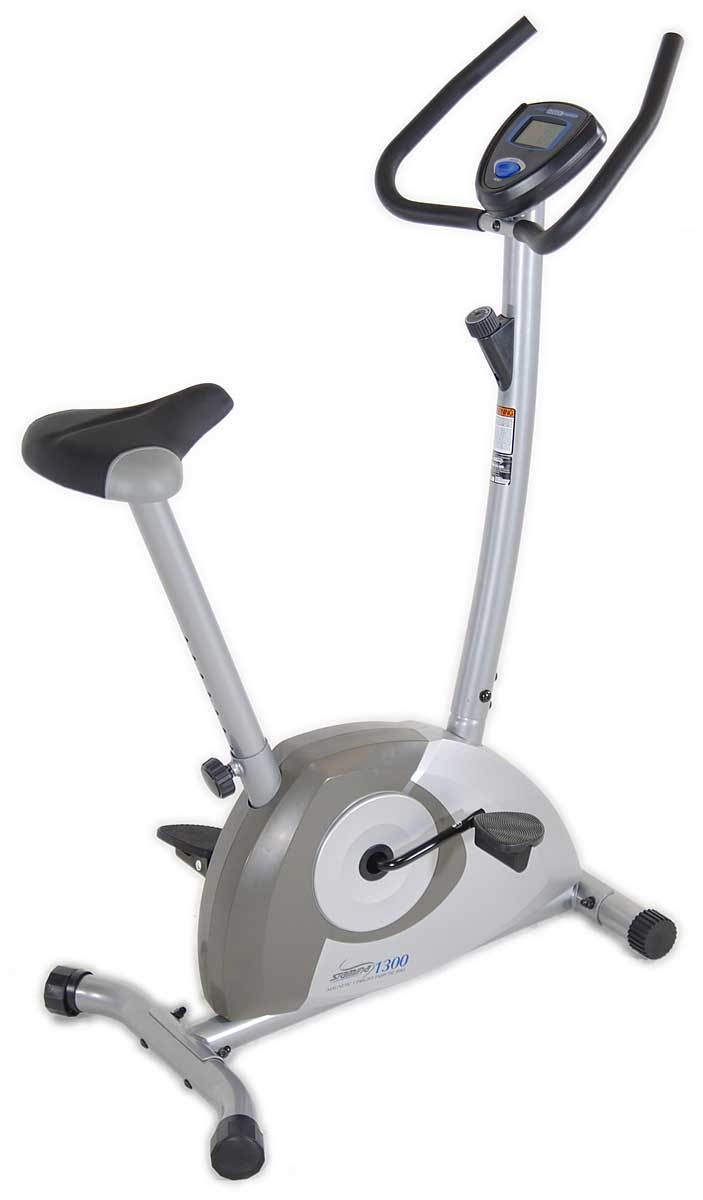 Stamina Magnetic Resistance Upright 1300 Exercise Bike