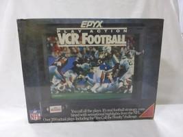 Epyx Play Action VCR Fútbol NFL Clásico - $38.40