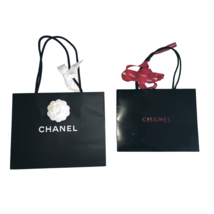 2 Chanel Shopping Paper Bags - $54.45