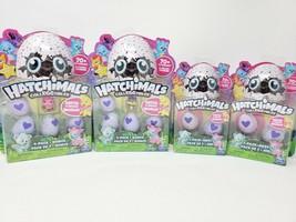 Hatchimals Colleggtibles 4 Lot Season 1 4-Pack, Season 1 2-Packs - $28.45
